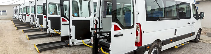 Disabled accessible transport wheelchair users traveling Sicily
