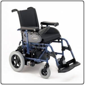 electric wheelchair for rent