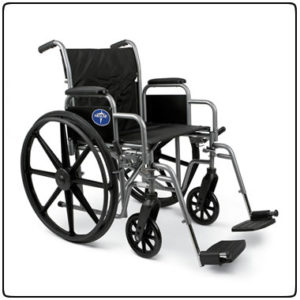 manual wheelchair for rent