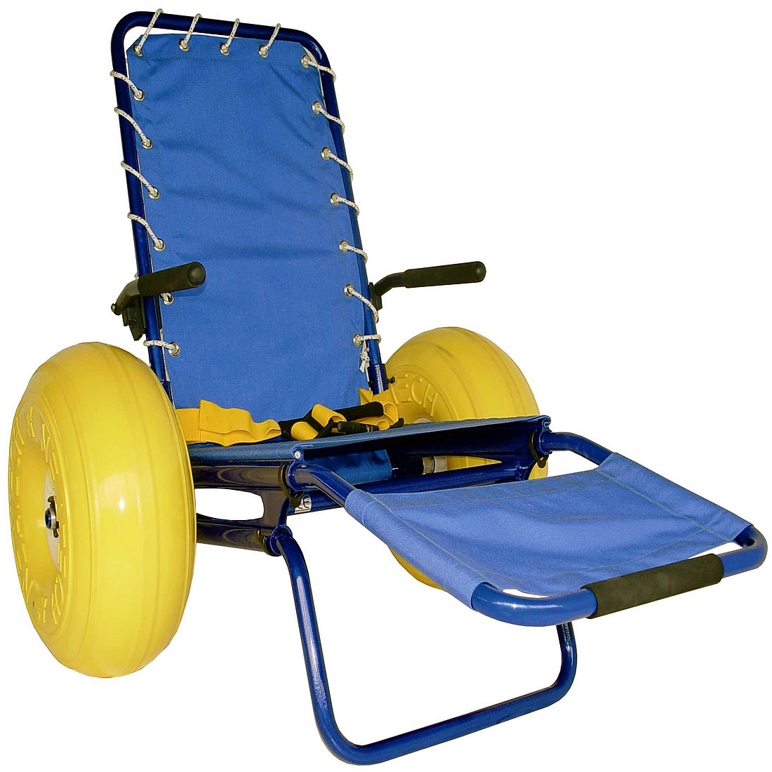 Sicily Handicapped Holiday Rent Beach Wheelchair Equipment