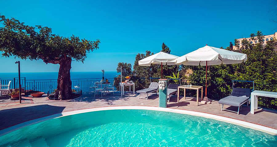 Taormina wheelchair accessible Hotel Sicily