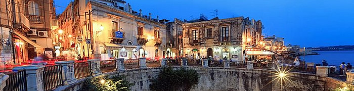 Ortigia Island Wheelchair Sicily Accessible Tours
