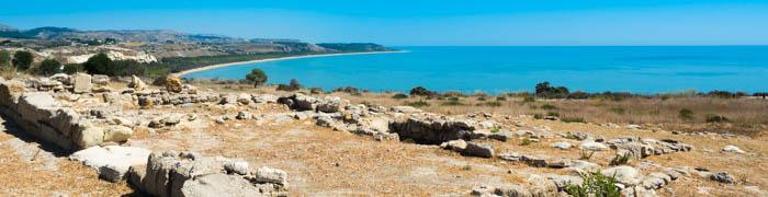 Eraclea Minoa Wheelchair Sicily Accessible Tours