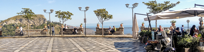 Castelmola Wheelchair Sicily Accessible Tours