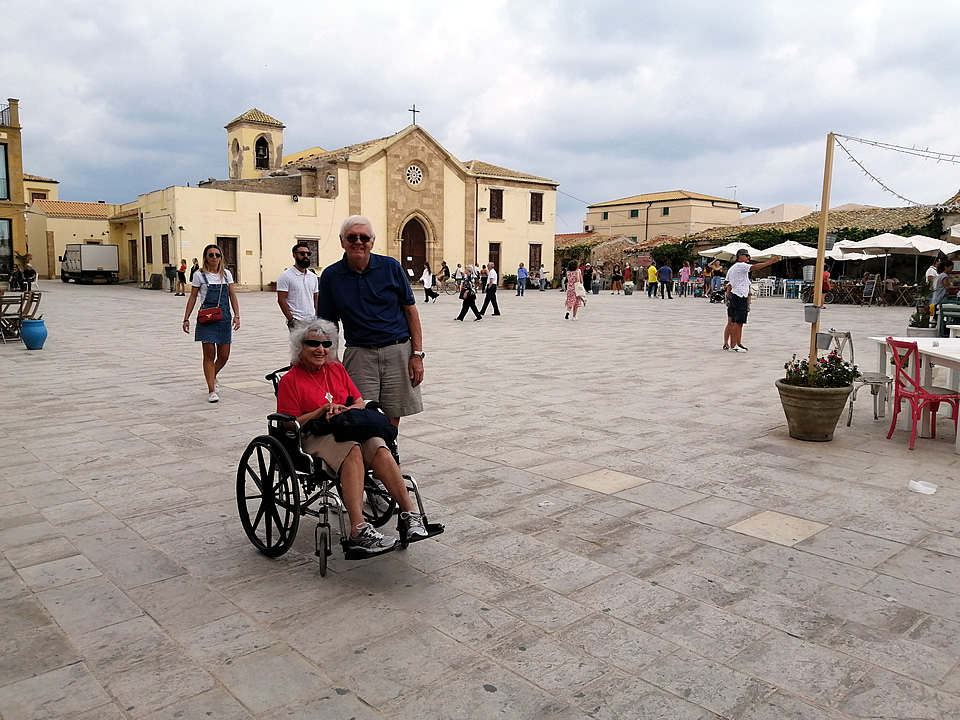 Sicily Wheelchair Holidays Packages
