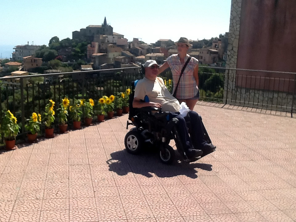 Sicily Accessible Disabled Holiday