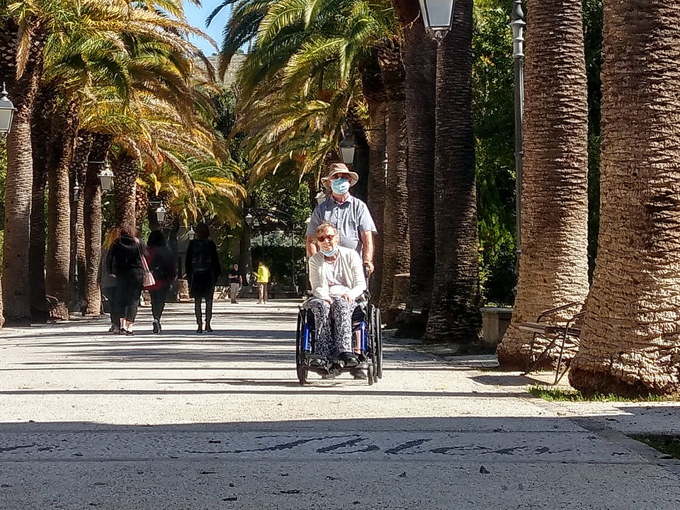 Thompson Sicily Accessible Holiday