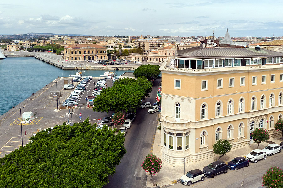 Syracuse Wheelchair Sicily Accessible Hotel